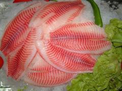 罗非鱼鱼片