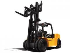 10吨平衡重式柴油叉车