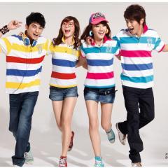 2011夏季情侣时尚T恤