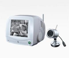 2.4G 无线婴儿监视器 (GW308)