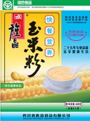 旌晶快餐营养玉米粉(复合袋)400g