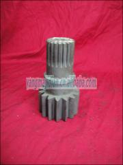 Machine tools for the processing of cogs and