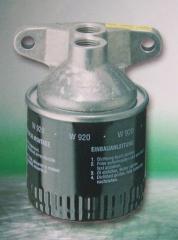 单滤座在线式机油滤清器