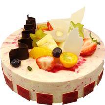 蛋糕-落樱缤纷-JD005