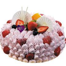 蛋糕 -莓雪芬芳-SG027