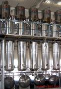 层析分离机组,层析柱,树脂柱
