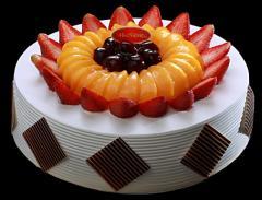 蛋糕 -水果乐园