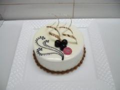 欧式水果蛋糕-浪漫一生