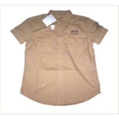 Polo shirt with short sleeve