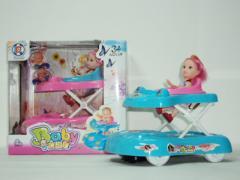 供应芭比娃娃车