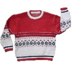 Knitted sweaters