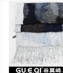 Men's scarve shawls