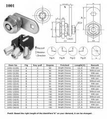 Letter-box locks