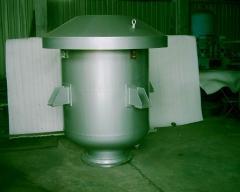 LFS型空压机过滤消声器