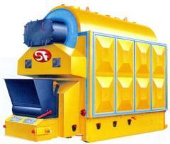 DZL6-10吨全自动燃煤蒸汽锅炉系列