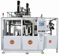 产品型号 : EHB SERIES     产品名称 : 全电式中空成型机
