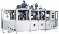 产品型号 : HBA 系列     产品名称 : 连续式中空成型机