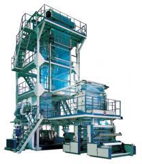 产品型号 : BFS 系列高效型吹膜机     产品名称 : BFS高效型吹膜机