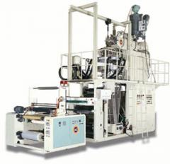 产品型号 : PP系列     产品名称 : 高速单头迷你PP吹膜机