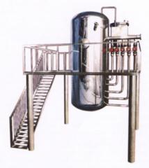 PRB-300-1000盘管真空浓缩器