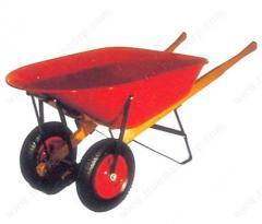 Handcarts, rail