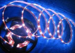 Flexible Led Ribbon Light 2.4W Color...