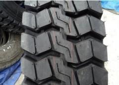 Solid rubber tires