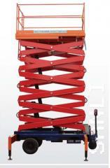 自行走式系列升降机