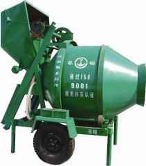 JZC350 Cone Type Reversal Discharge Concrete...