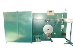 Aluminum Flexible Duct Forming Machine HJ600LR
