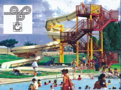 水上滑梯TX-048B