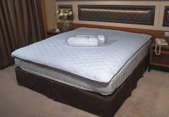 Mattresses for hotels