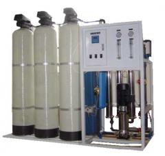 1T/H单级纯净水设备