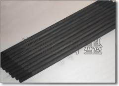 Graphite heaters
