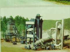 Installations bitumen