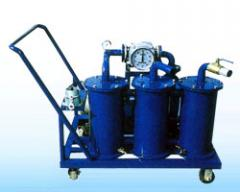 Filters for oil and hydraulic equipment