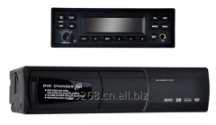 Car Multi-disc DVD CADVD062 (host) + CA330 (disc