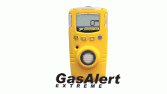 Chemical gas detector