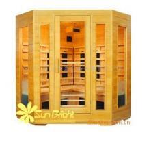 Saunas infrared