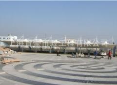 上海厂家供应优质碳索结构钢汽车棚(量大从优)