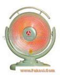 Electric heat fans