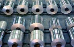 Tape made of aluminum and aluminum alloys