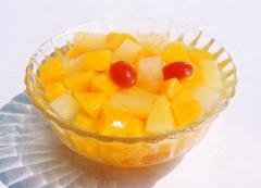 糖水什锦水果