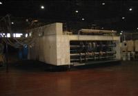 350三色印刷开槽机