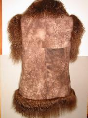 Fur vests