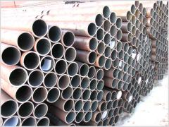 Pipes steel seamless hot-deformed