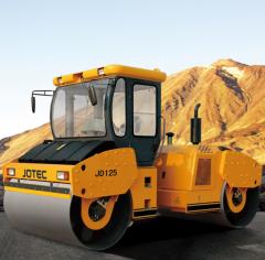 JD125双钢轮压路机