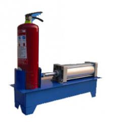 Spare parts for fire extinguishers