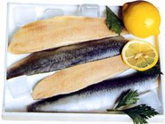 单冻鲱鱼片