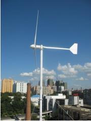 家用供暖系统风力发电机组无需逆变器电瓶